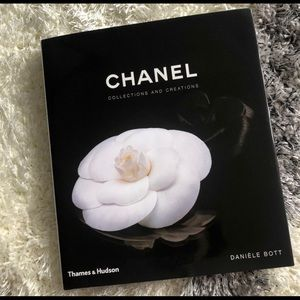 CHANEL Collections + Creations Coffee Table Book